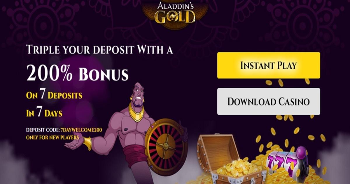 Alladin Gold Casino